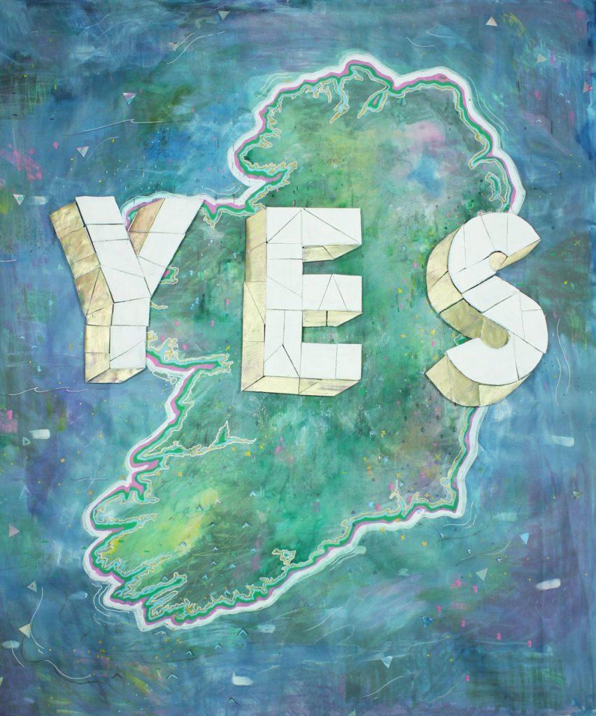 Deirdre Byrne Repeal the 8th